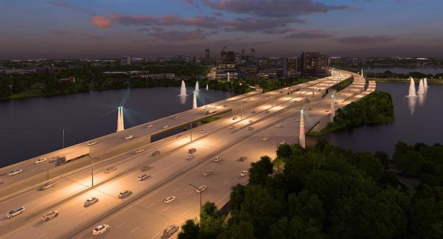 Belgrado: ricostruzione delle vie del centro città