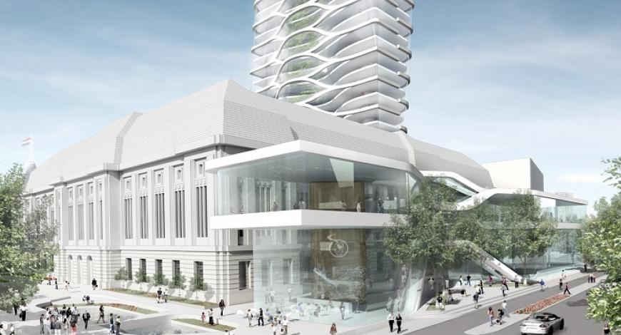 Trento: nuova sede degli uffici tecnici comunali