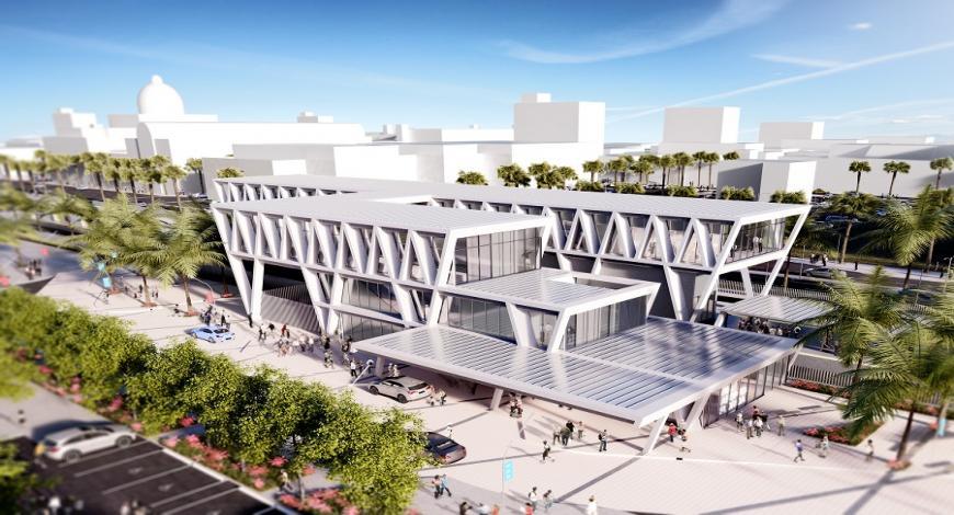 Malta: progettazione e costruzione del Paola Primary Health Care Southern Regional Hub