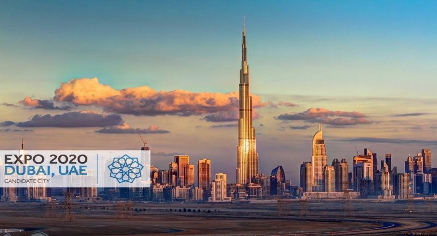 Emirati Arabi: consulenza per la progettazione dei nuovi padiglioni Expo
