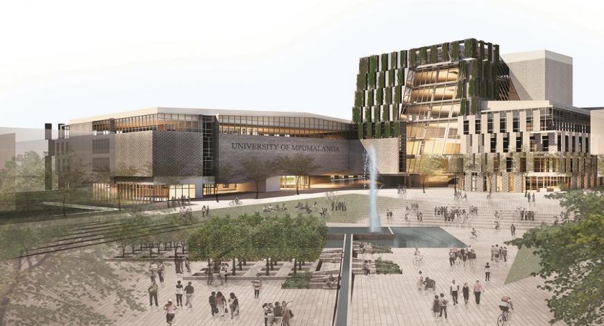 Servizi di ingegneria e architettura per un nuovo edificio per attività di ricerca
