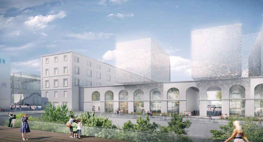 Predappio: restauro e rifunzionalizzazione dell'ex Casa del Fascio