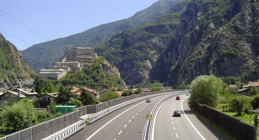 Montefino: messa in sicurezza della struttura viaria