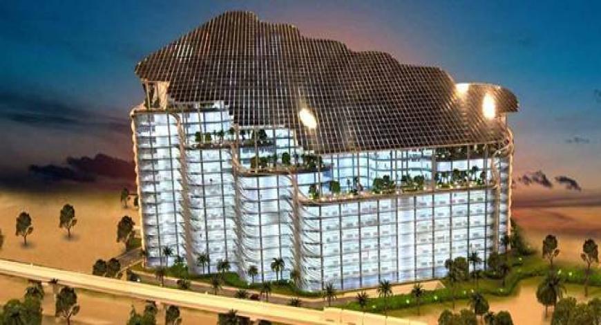 Emirati Arabi: progettazione e costruzione di edifici di servizio ad Al Jafad