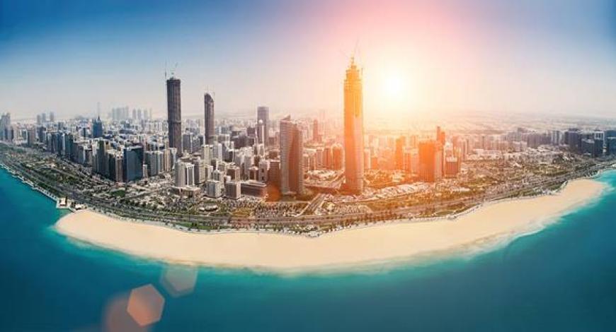 Emirati Arabi: progetto per il litorale marino di Al Bahia