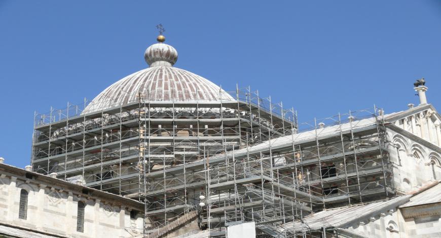 Bando di gara a Malta: restauro della cupola chiesa di sant'Agostino
