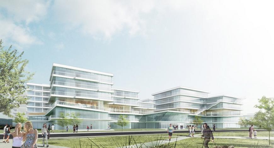 Cagliari: servizi di architettura e ingegneria per la riqualificazione dell'ospedale G. Brotzu