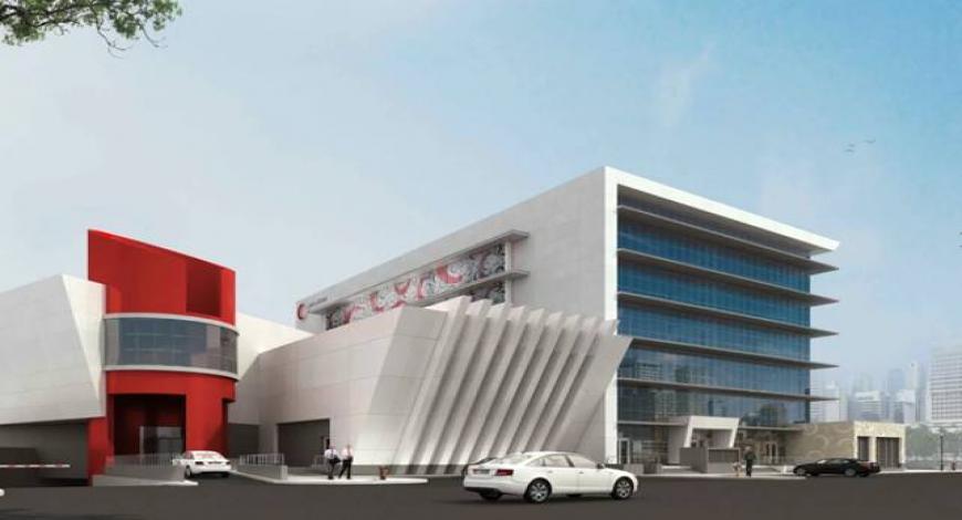 Emirati Arabi: bando di gara per la costruzione del Red Crescent