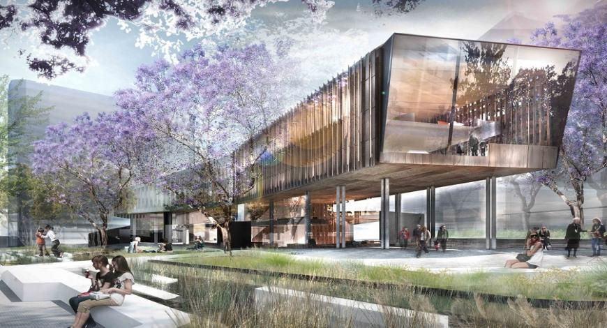 Torino: progettazione del museo storico e area paleontologia del museo regionale di scienze naturali