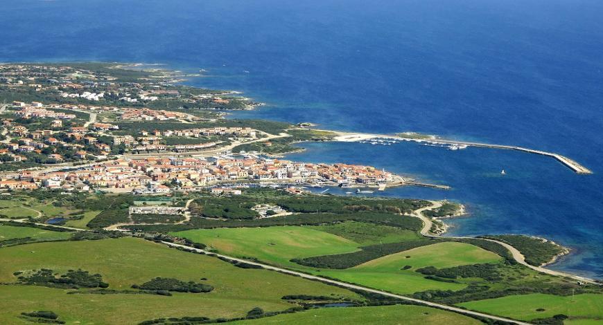 Concorso di idee: Riqualificazione Waterfront Stintino, Sassari
