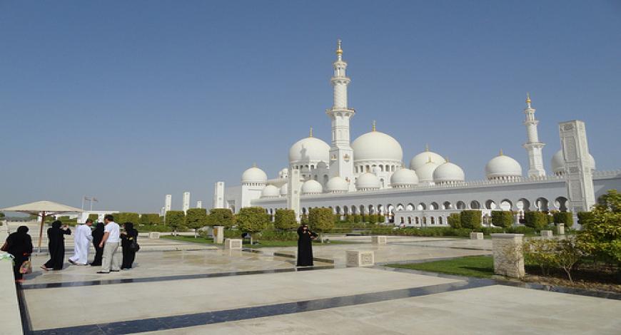 Bando di gara: Lavori di manutenzione su moschee ad Abu Dhabi