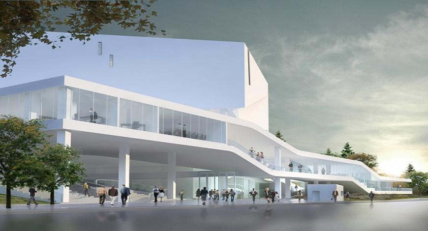 Croazia: servizi di progettazione architettonica per una scuola