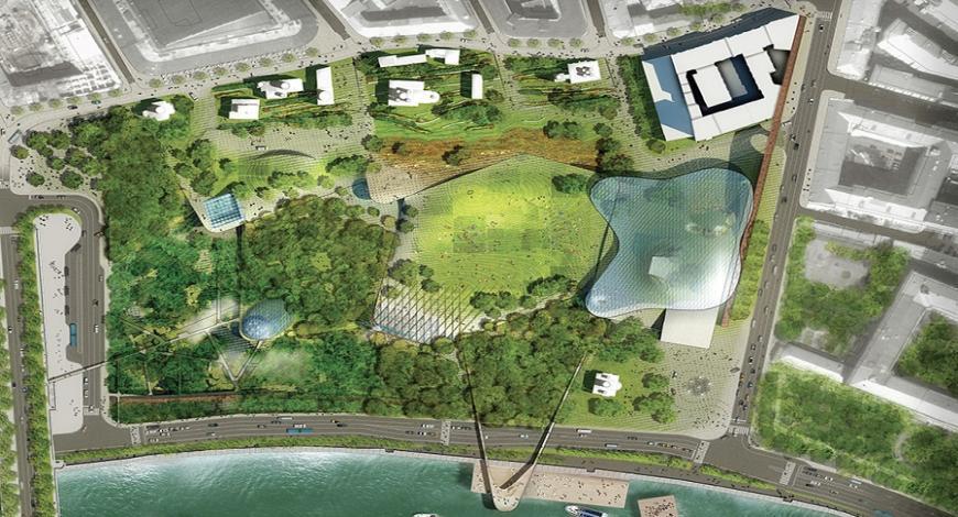 Bando di gara Stati Uniti: Progettazione Summit Green Apartments