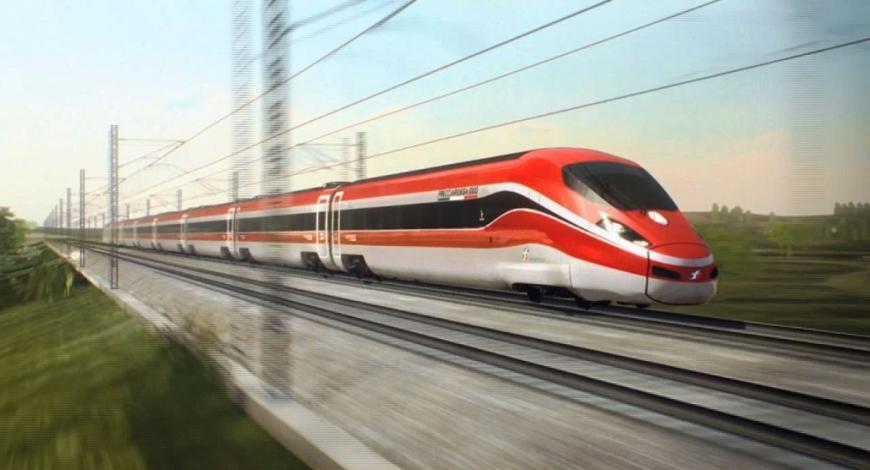 Lavori di velocizzazione del tracciato della ferrovia Val Venosta tra il km 73+800 ed il km 75+800