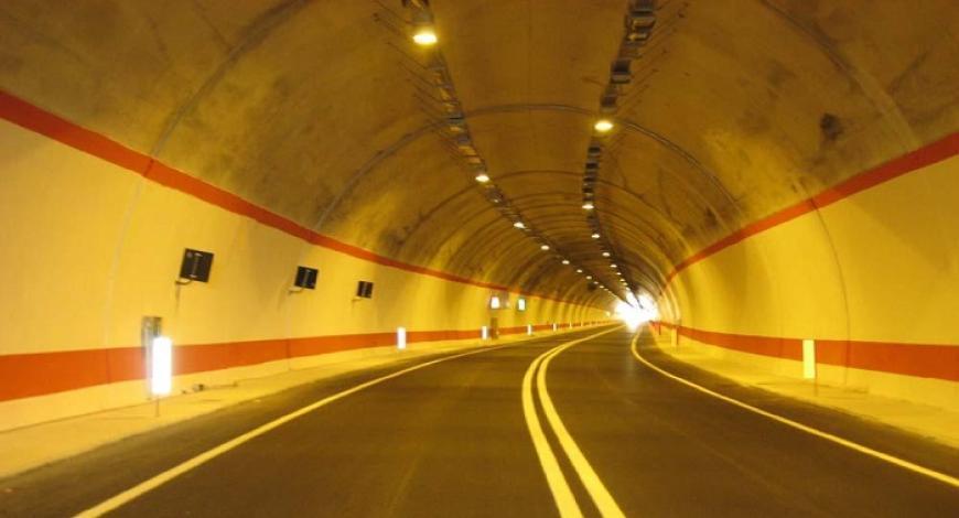 Progetto per l'apertura al traffico della Galleria di Sicurezza