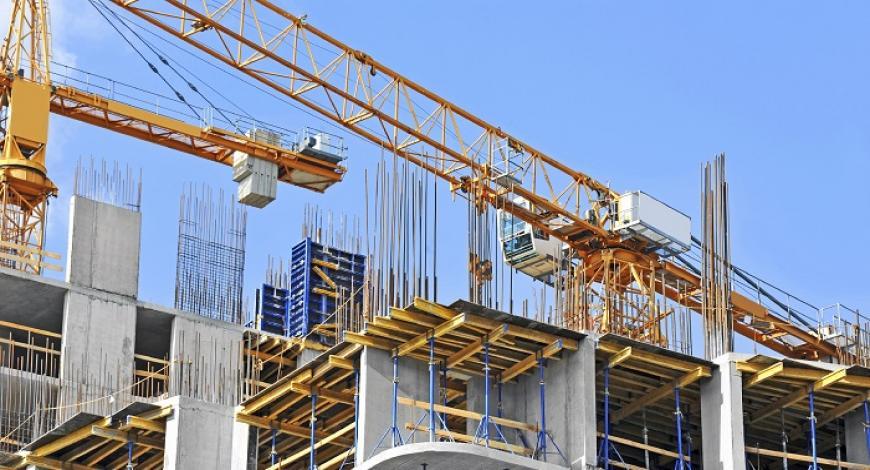 Lavori per la costruzione completa o parziale e ingegneria civile