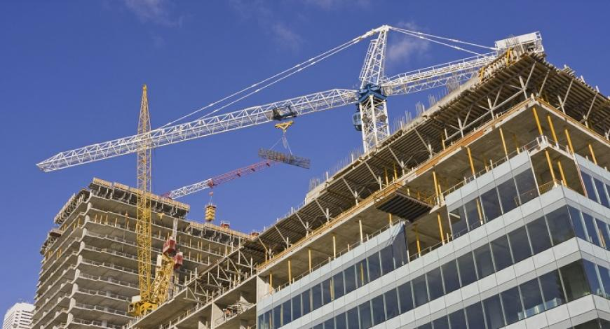 Lavori di ampliamento di edifici