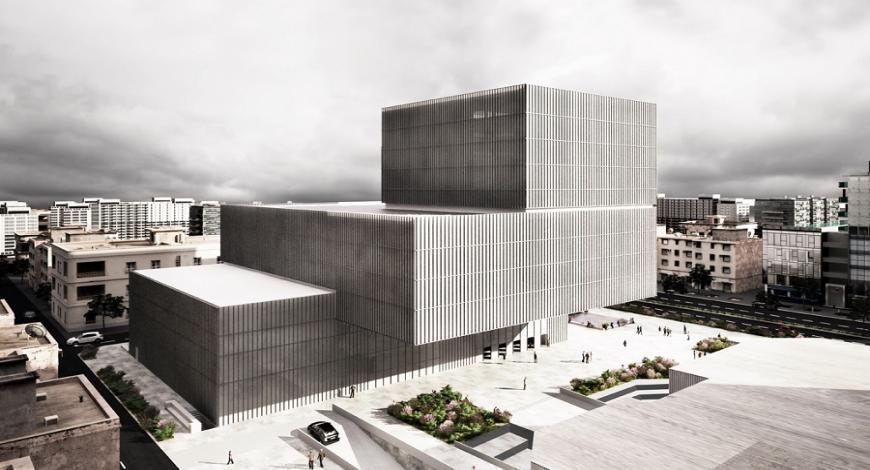 Estensione e trasformazione dell'ospedale di Nyon - distribuzione di energia termica