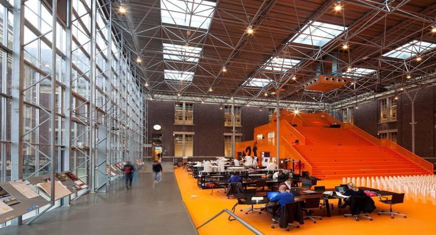 Nuovo polo culturale e bibliotecario di Legnano