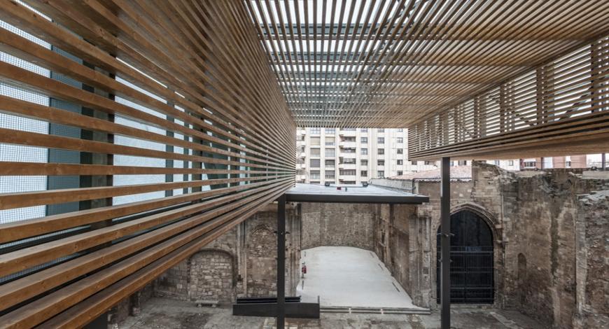 Sviluppo di progetti di ristrutturazione architettonica e strutturale Kastela Camerlengo