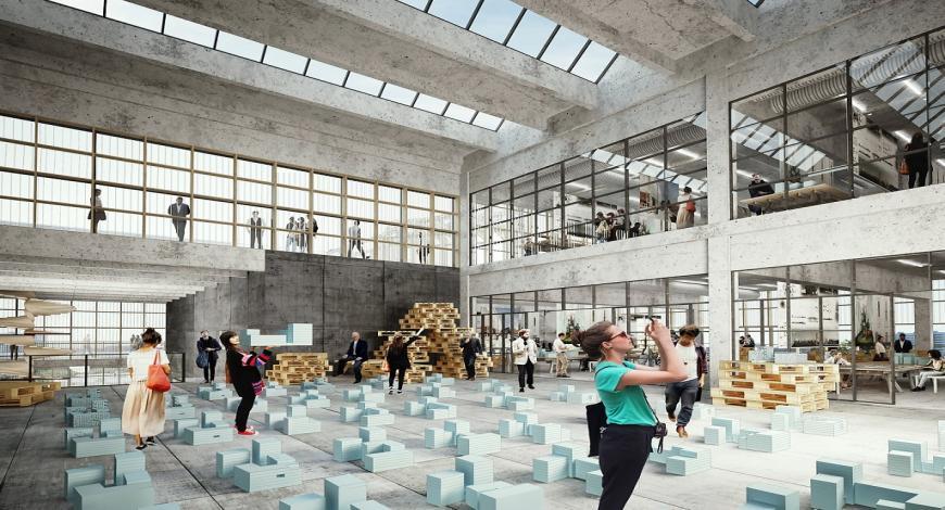 Servizio per la progettazione di un'esposizione permanente nel centro di interpretazione e dei servizi di Terra Panonica