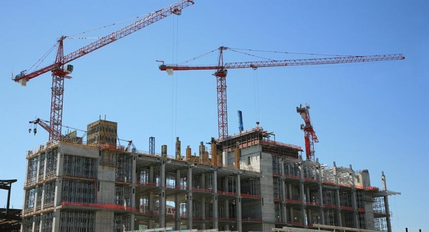 Lavori per il rinnovamento energetico dell'edificio di Dervišagi