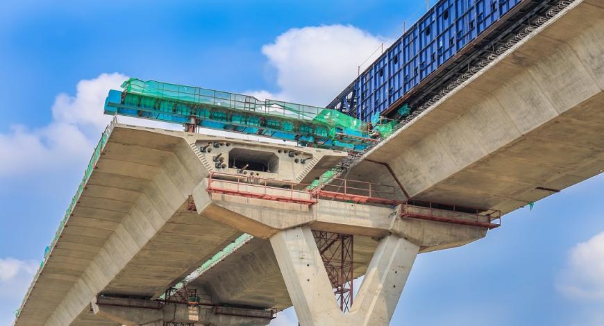 Lavori di demolizione e ricostruzione del ponte sulla Fossa Maestra a Torretta Veneta in Comune di Legnago