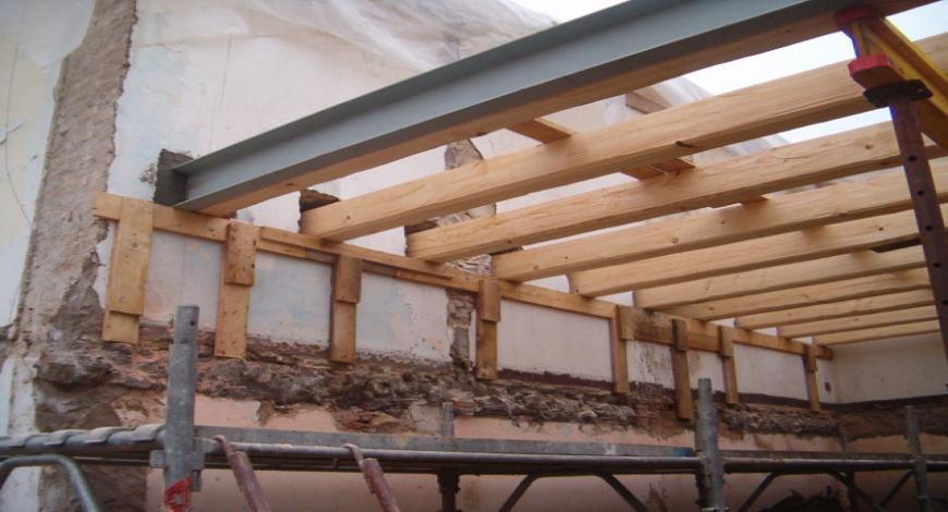 Croazia: ristrutturazione copertura edificio