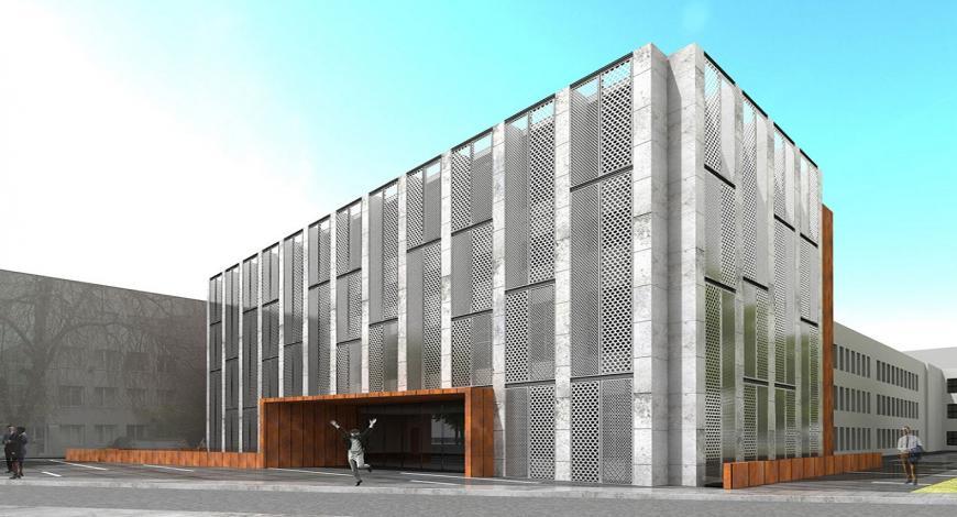Affidamento progettazione esecutiva e esecuzione lavori relativi al Parcheggio multipiano prospiciente via De Gasperi