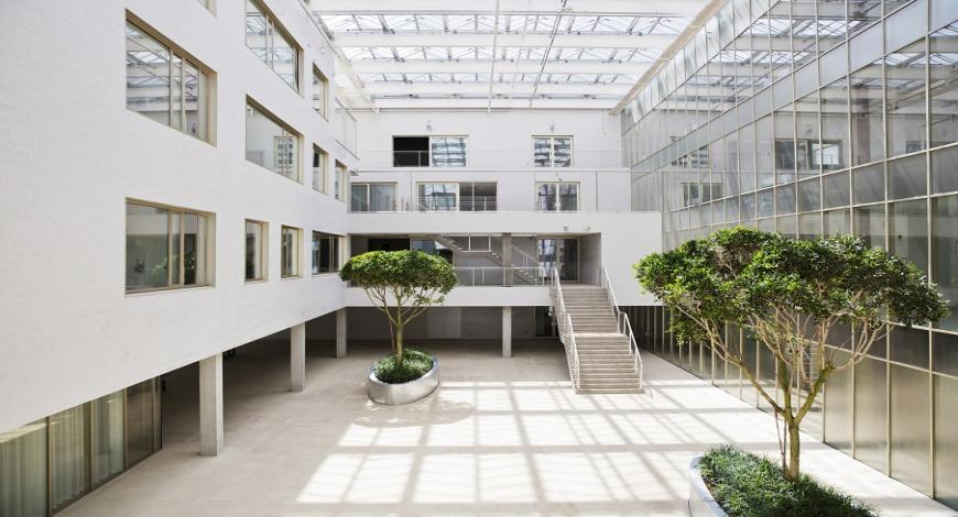 Malta-Floriana: Servizi architettonici