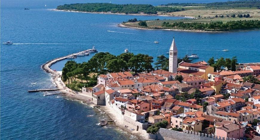 Lotti edificabili fronte a mare - Croazia
