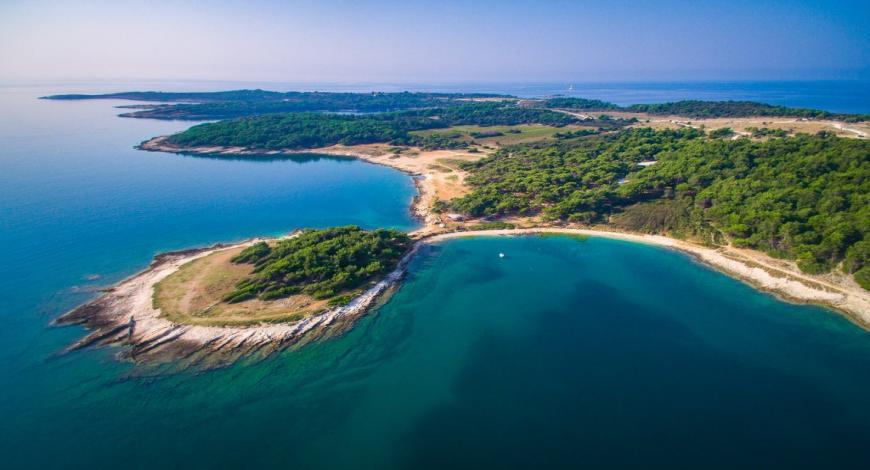 Costruzione di 40 unita' immobiliare in Croazia
